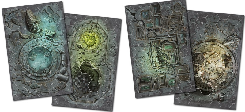 Shadespire mapboards