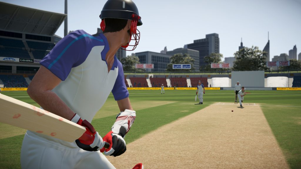 Review Don Bradman Cricket 17 Stately Play