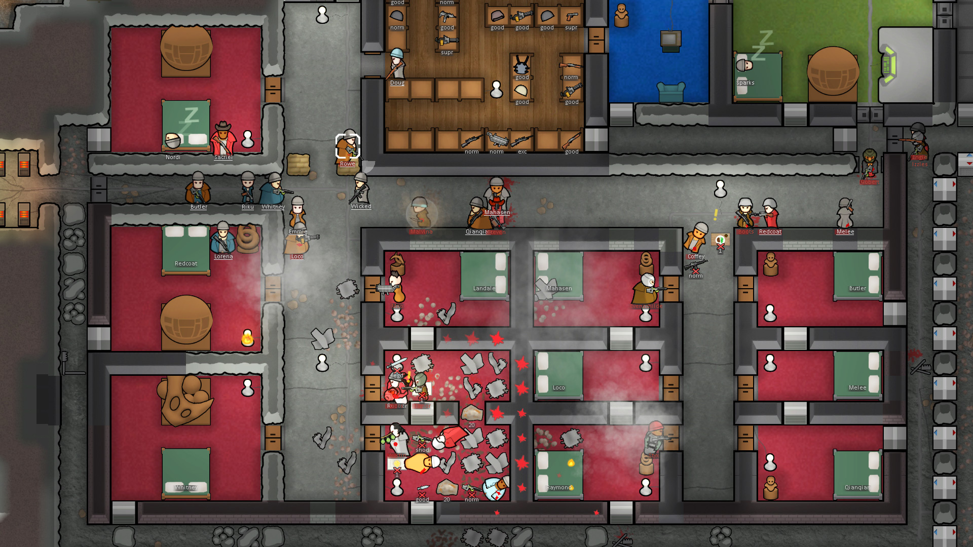 Early Access Preview: RimWorld – Stately Play