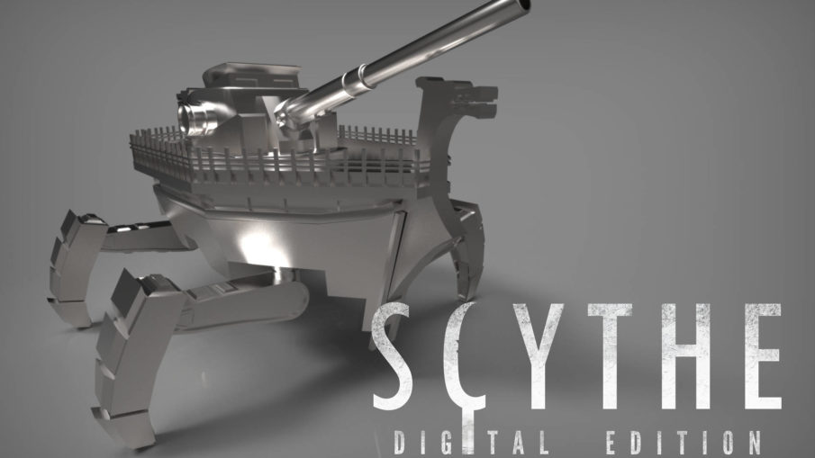 The Factory is open for business; Scythe is going digital