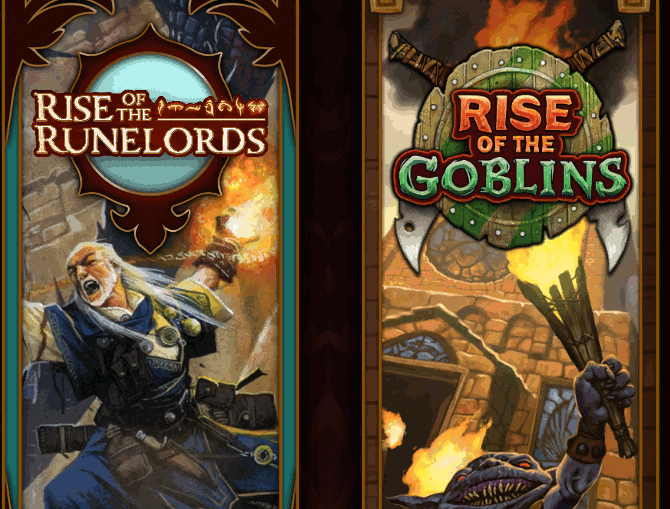New content for Pathfinder Adventures coming next week